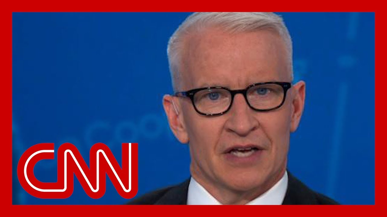 Anderson Cooper: Trump has given only a token sentence to this 1