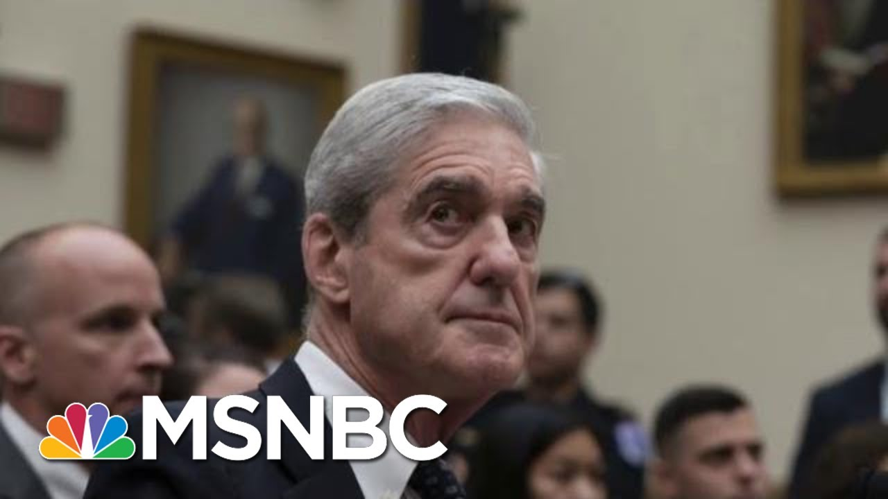 Democrats Weigh Next Steps After Mueller Testimony   Velshi & Ruhle   MSNBC 2