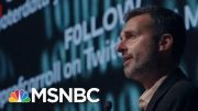 'The Great Hack': Film Explores How Online Data Affects Public Opinion | Velshi & Ruhle | MSNBC 2