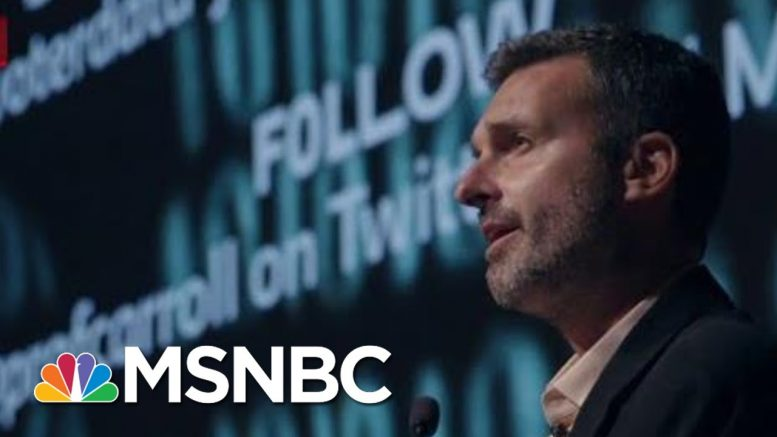 'The Great Hack': Film Explores How Online Data Affects Public Opinion | Velshi & Ruhle | MSNBC 1