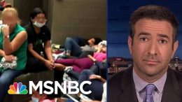 Stunning: Border Patrol Official Accused Of 'Kidnapping' | The Beat With Ari Melber | MSNBC 4