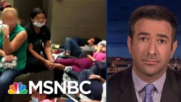 Stunning: Border Patrol Official Accused Of 'Kidnapping'   The Beat With Ari Melber   MSNBC 6