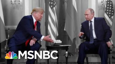 Senate Intel Report: Russia Targeted Voting Systems All 50 States In 2016 | The 11th Hour | MSNBC 1