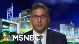 Neal Katyal On How To Prosecute A Sitting President | The Last Word | MSNBC 5