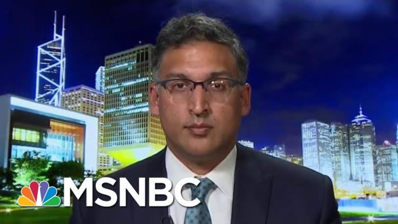 Neal Katyal On How To Prosecute A Sitting President | The Last Word | MSNBC 1