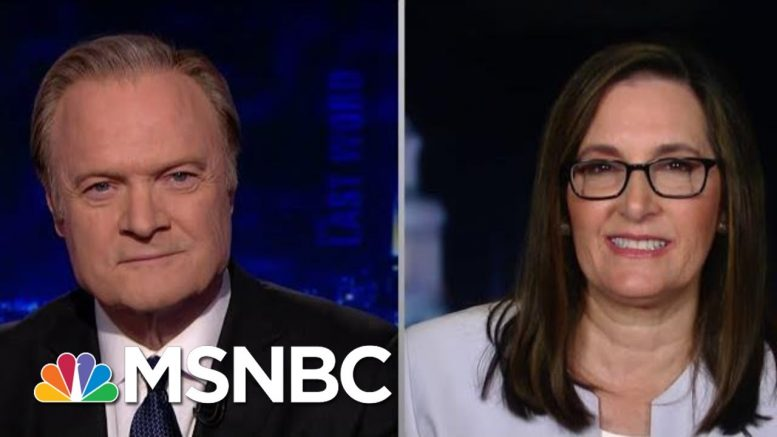 Joyce Vance On The Most Important Exchange In Mueller's Testimony | The Last Word | MSNBC 1