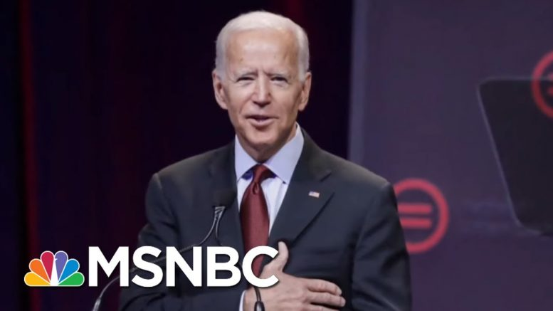 Joe Biden Readies For Pile-On In Next Week's Debate   Morning Joe   MSNBC 1