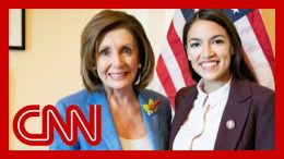 Pelosi describes meeting with AOC to 'clear the air' 3