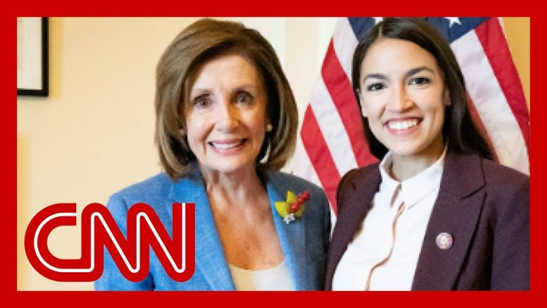 Pelosi describes meeting with AOC to 'clear the air' 1