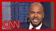 CNN's Victor Blackwell tears up defending hometown over Trump attacks 3