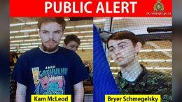 """Reporter finds """"disturbing"""" online behaviour exhibited by B.C. triple-murder suspects 7"""
