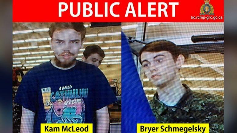 """Reporter finds """"disturbing"""" online behaviour exhibited by B.C. triple-murder suspects 1"""