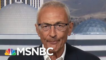 Full Podesta: 'Critical' We Move Forward With Election Protection Legislation   MTP Daily   MSNBC 6