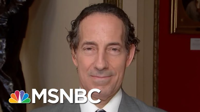 Full Jamie Raskin: Want To 'Expand The Investigation To Look At Other Things' | MTP Daily | MSNBC 1