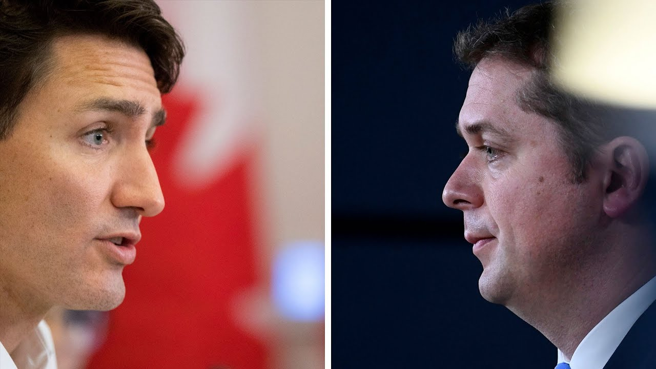 Liberals and Tories in dead heat going into election: poll 5