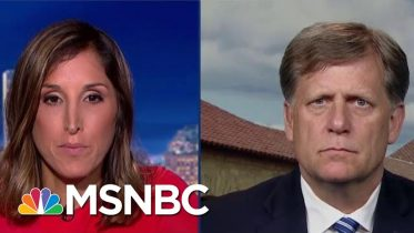 Moscow Mitch' Under Fire For Ignoring Election Security | The Beat With Ari Melber | MSNBC 3