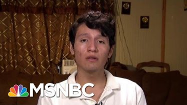Detained American Teen Speaks About His Ordeal | All In | MSNBC 2