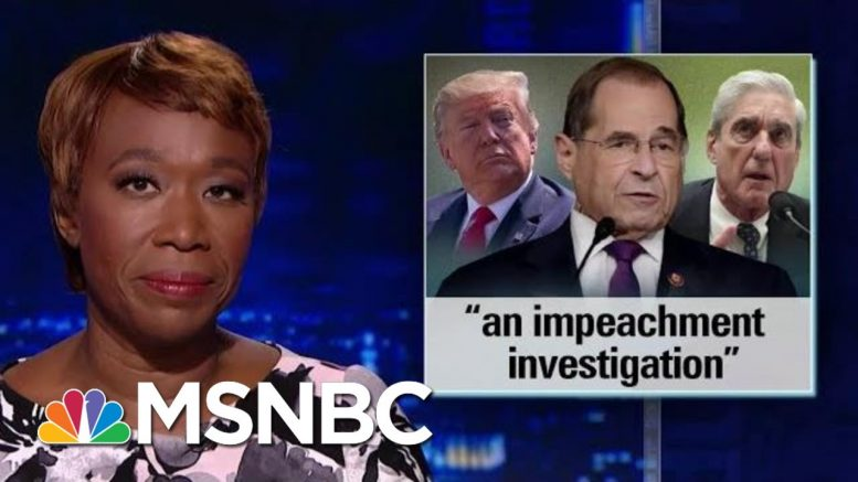 An 'Impeachment Investigation' No Matter The Name | The Last Word | MSNBC 1