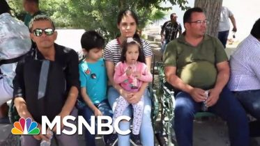 Trump Policies Create Chaos On Both Sides Of The Border | The Last Word | MSNBC 10