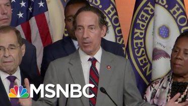 Democrats Broach Impeachment In Bid For Robert Mueller Grand Jury Info | Rachel Maddow | MSNBC 1