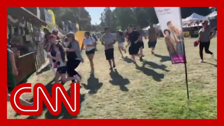 Police report multiple victims in shooting at Gilroy Garlic Festival 1