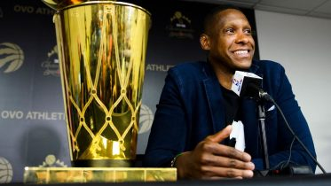 What's Masai Ujiri's new plan for the Raptors now that Kawhi is gone? 6