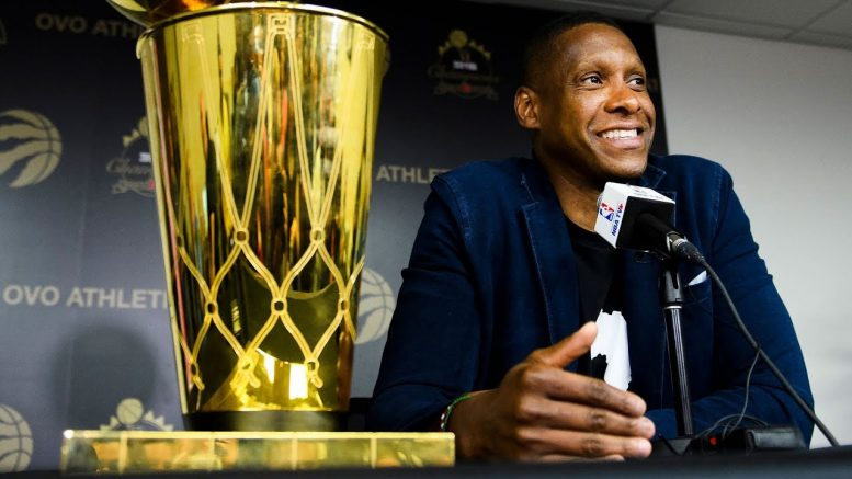 What's Masai Ujiri's new plan for the Raptors now that Kawhi is gone? 1