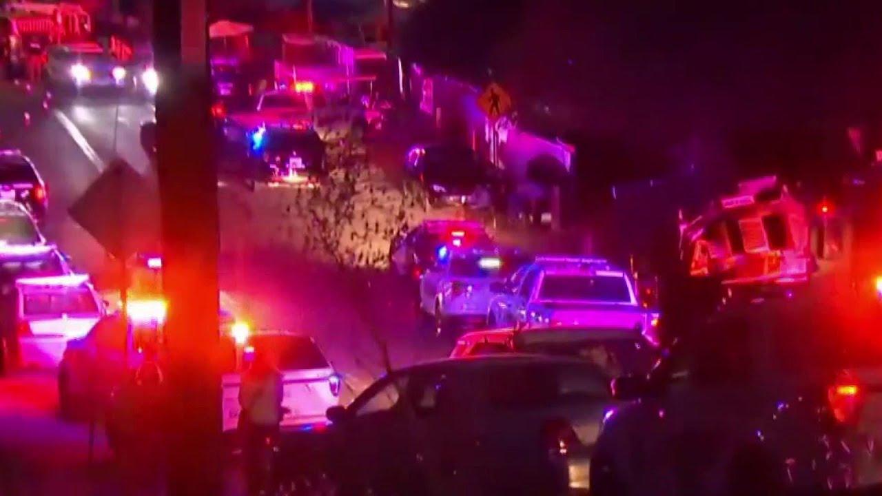 Garlic Festival Shooting Leaves At Least Three Dead   MSNBC 1