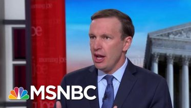 Sen. Chris Murphy Unfollows Donald Trump On Twitter Over 'Negativity' | Morning Joe | MSNBC 6