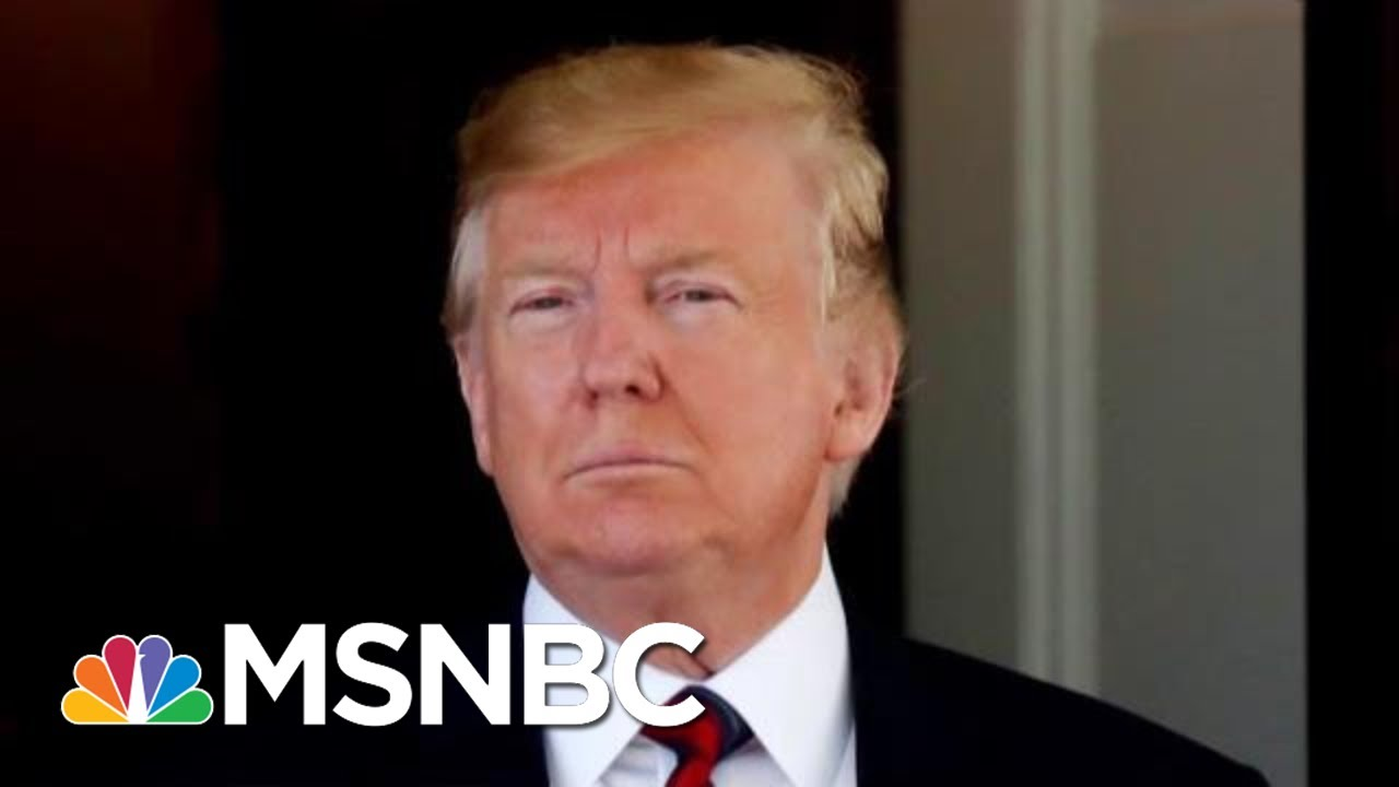 Are President Trump's Racist Comments A Campaign Strategy? | Velshi & Ruhle | MSNBC 1