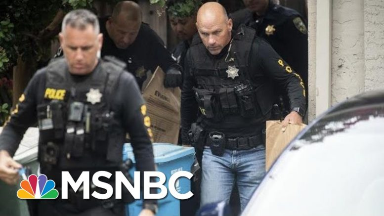 What We Know About Shooting Suspect's Social Media Footprint | Velshi & Ruhle | MSNBC 1