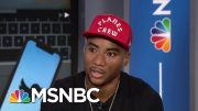 Charlamagne Tha God: We're Experiencing Fascism In America | Velshi & Ruhle | MSNBC 4