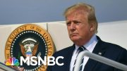 Trump Sides Against U.S. Airline Executives At Heated Meeting | MSNBC 4