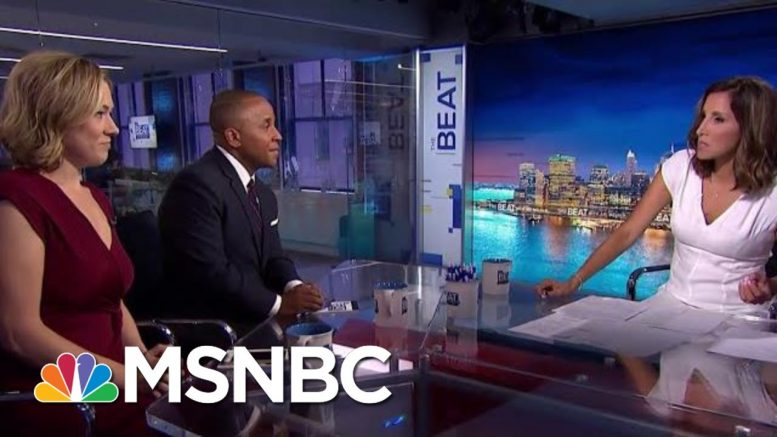 'Petrified' GOP Silent On Trump's 'Infested' Attack | The Beat With Ari Melber | MSNBC 1
