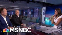 'Extremely Troublesome': Trump Taps Partisan Ally For Intel Chief | The Beat With Ari Melber | MSNBC 6