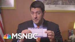 The Tax Bill Postcard And The Trump Kiss Of Death | All In | MSNBC 3