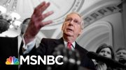 McConnell Bristles At 'Moscow Mitch' After Blocking Election Security Bill | The 11th Hour | MSNBC 5