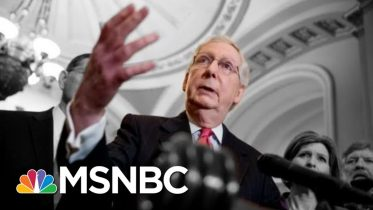 McConnell Bristles At 'Moscow Mitch' After Blocking Election Security Bill | The 11th Hour | MSNBC 6