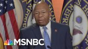 Republicans Largely Silent After Trump's Attacks On Baltimore And Cummings | The 11th Hour | MSNBC 4