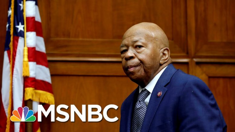 Republicans Silent On Trump's Attacks On Minority Lawmakers - The Day That Was | MSNBC 1