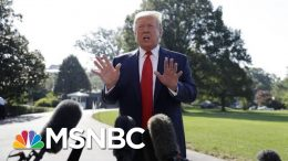 President Donald Trump: Baltimore Has Been 'Badly Mishandled' | MSNBC 9