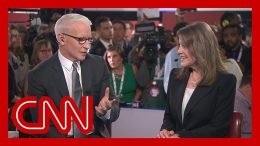 Watch Marianne Williamson's interview with Anderson Cooper 9