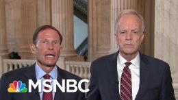Senators Call For Oversight In Olympic Sports | Morning Joe | MSNBC 2