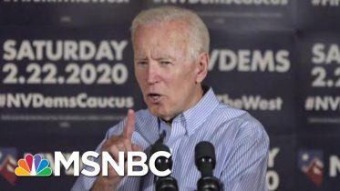 Joe Biden Takes Huge Lead With Black And White Voters | Morning Joe | MSNBC 6