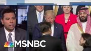New Report Reveals How Saudi Arabia Makes Dissidents Disappear | The Beat With Ari Melber | MSNBC 5