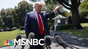 Donald Trump Claims There Is 'Zero Strategy' To Criticism Of Rep. Elijah Cummings | MSNBC 4