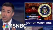 Trump's Nightmare? Crowded 2020 Primary May Cost Him The WH | The Beat With Ari Melber | MSNBC 3