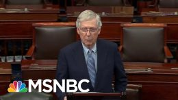 """""""Moscow Mitch"""" McConnell Lashes Out 