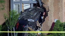 Vehicles crash into 3 different GTA homes in one day 4