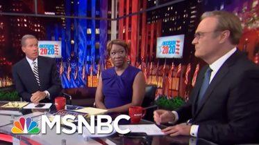 Democratic Debate: Who Won Night 1? | MSNBC 6